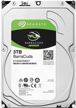Seagate ST3000DM007 BarraCuda 3TB 64MB Cache Internal Hard Drive